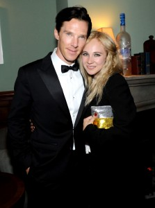Benedict Cumberbatch and Juno Temple