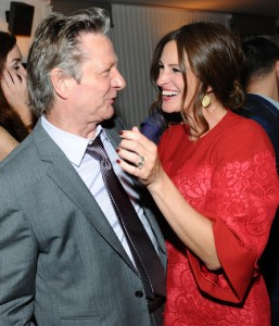 Chris Cooper and Julia Roberts