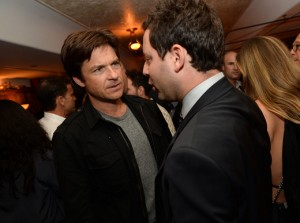 Jason Bateman at SoHo House during TIFF 2013.