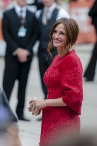 Julia Roberts at August: Osage County Premiere. Photo Credit: Flickr/pingfoo