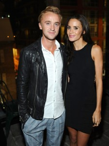 Therese's  Tom Felton & Jade Olivia
