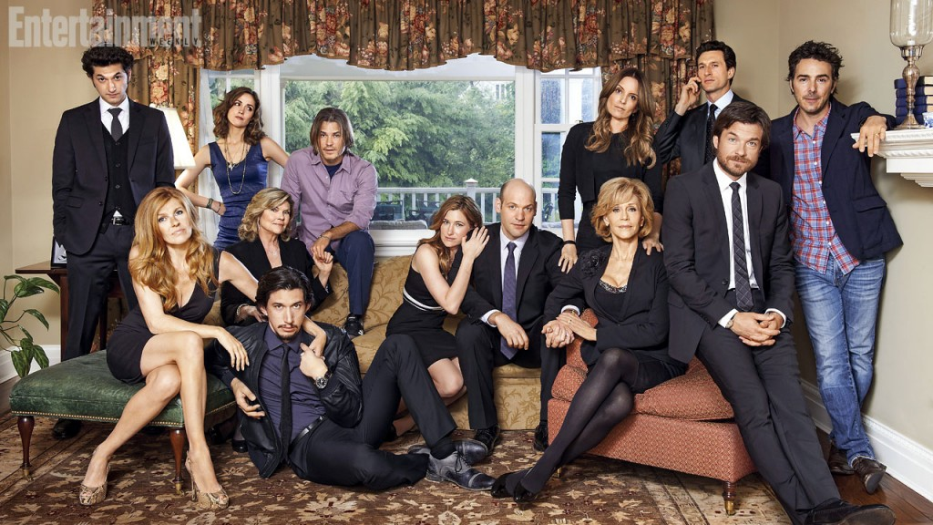 The amazing cast of This Is Where I Leave You.