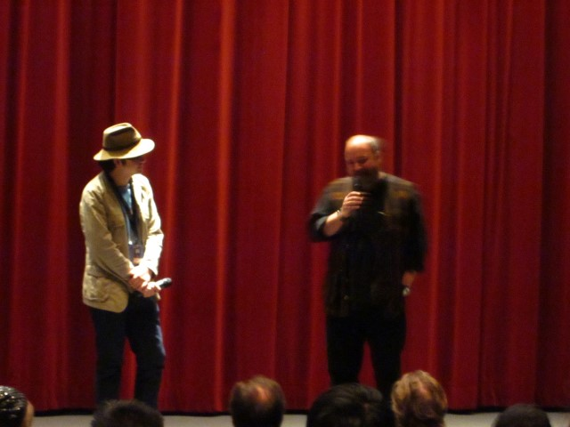 Writer/Director/Composer Dave McKean