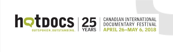 Hot Docs Film Festival logo